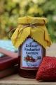 Erdbeer Rhabarber Konfitüre, 245 Gramm